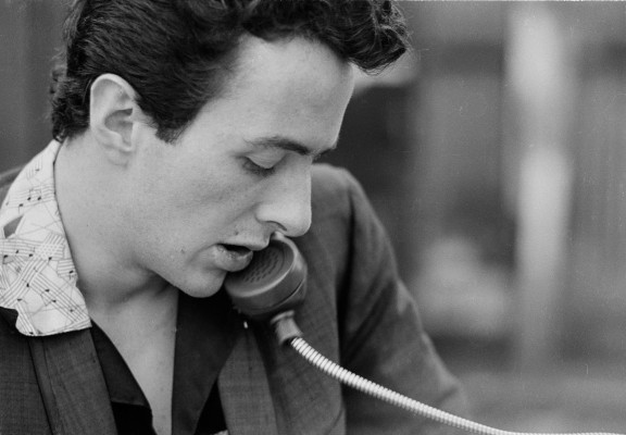 Joe Strummer of The Clash