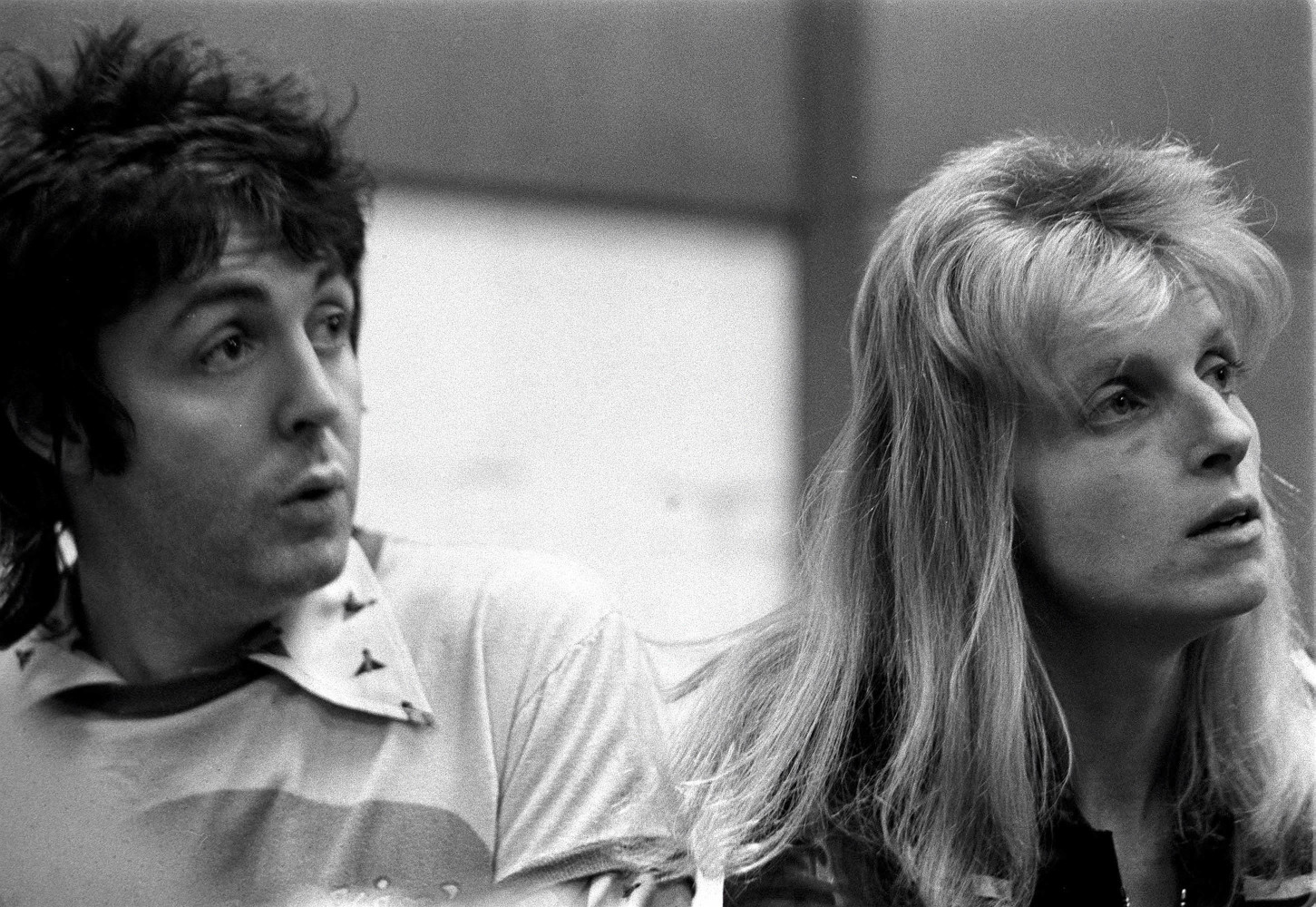 Paul Linda McCartney