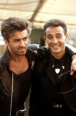 George Michael & Andrew Ridgeley