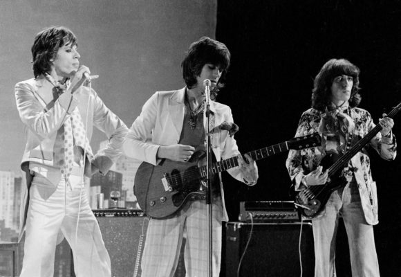 The Rolling Stones and Muddy Waters Sweet Home Chicago