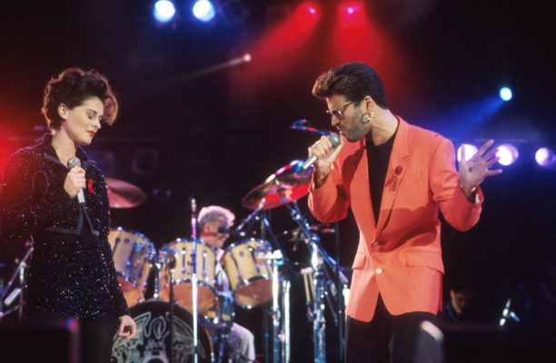 Lisa Stansfield & George Michael