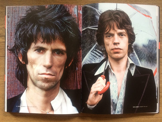 Keith & Mick