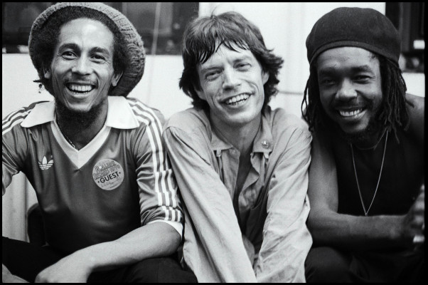 Bob, Mick and Pete