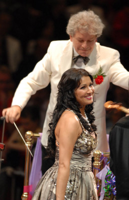 Anna Netrebko | People | Michael Putland
