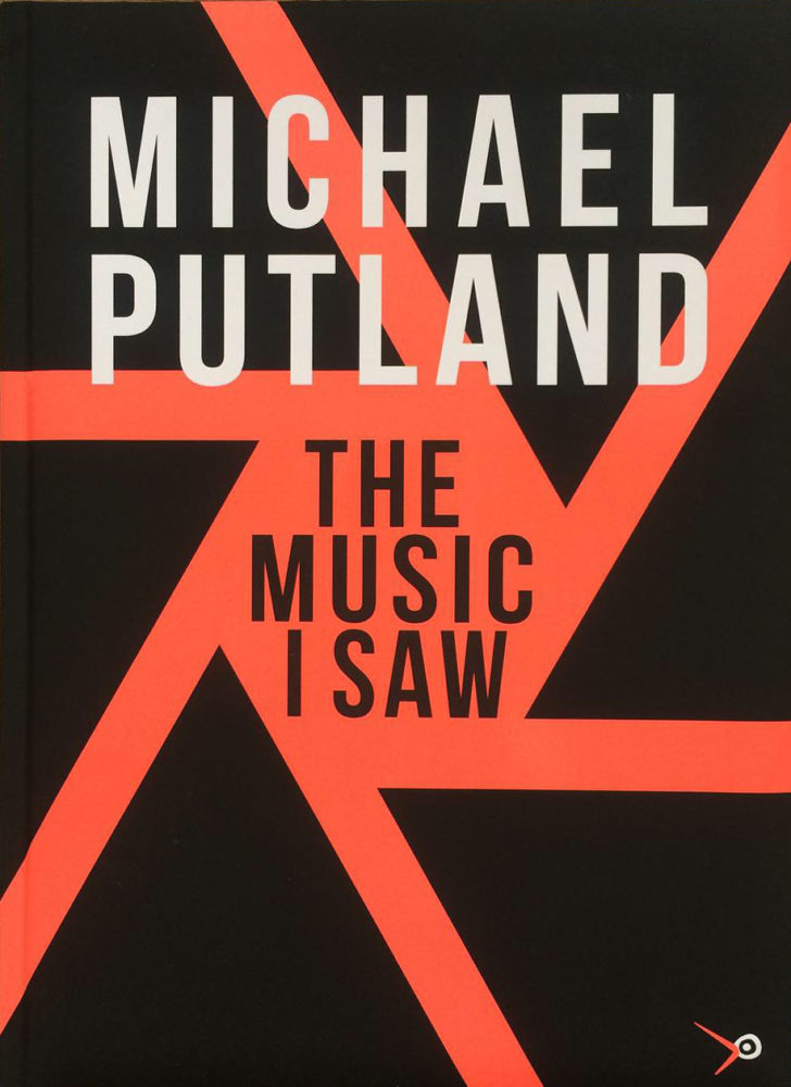 The Music I Saw Book Cover